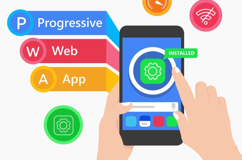 PWA - прогрессивные веб приложения