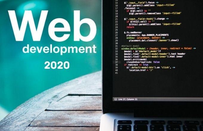 Тренды веб-разработки  в 2020 году. Каким должен быть современный сайт?