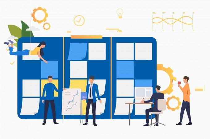Система канбан: гнучка і проста методологія управління проектами