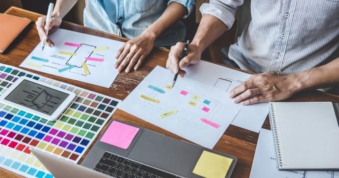 ТОП-12 трендов веб-дизайна в 2021 году