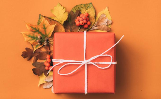 Осень в подарок!